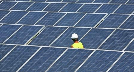 В Запорожской области построят солнечную электростанцию мощностью 10-12 МВт
