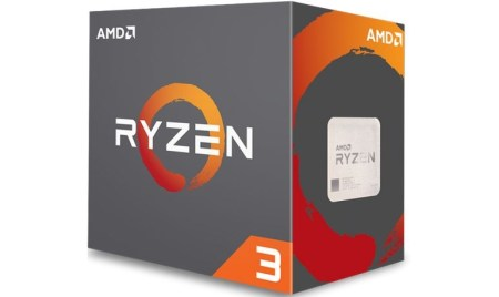 Процессоры AMD Ryzen 3 1300X и Ryzen 3 1200 оценены в $129 и $109 соответственно