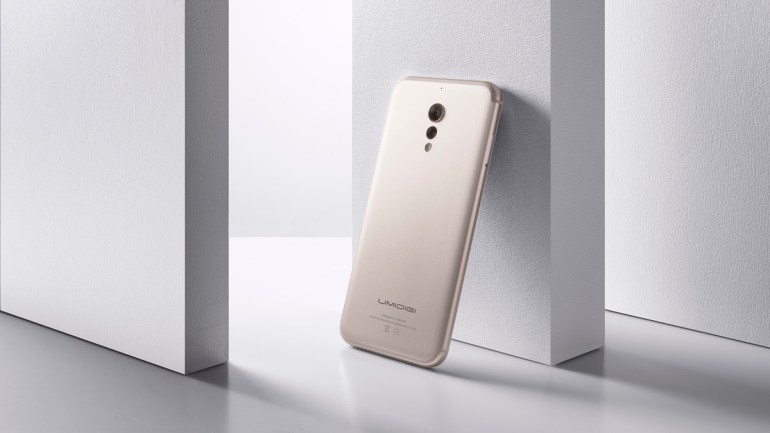 Полные характеристики смартфона UMIDIGI S