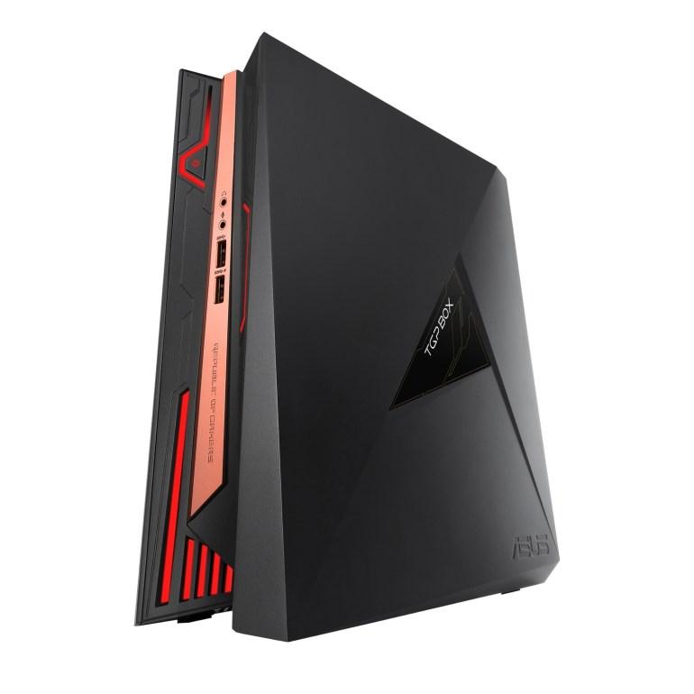 Компания ASUS представила в Украине новый ультракомпактный игровой компьютер ROG GR8 II с графикой GeForce GTX 1060 по цене от 31 тыс. грн