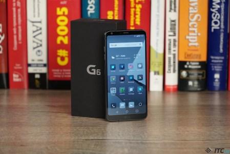 Опыт использования LG G6