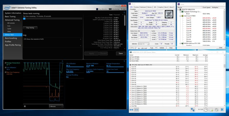 Обзор материнской платы GIGABYTE X299 AORUS Gaming 9