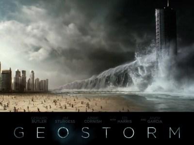 Первый трейлер фантастического фильма-катастрофы «Геошторм» / Geostorm
