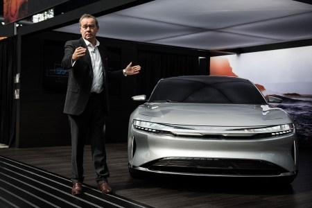Производитель электромобилей Lucid Motors тайно обсуждал с Ford возможность собственного приобретения
