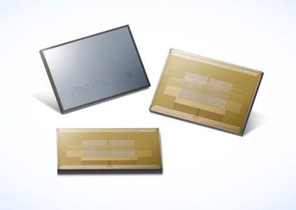 Samsung наращивает производство чипов памяти HBM2 объёмом 8 ГБ