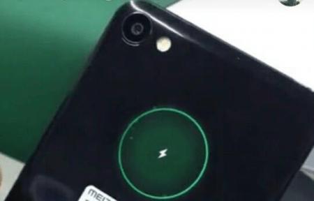 Утечка: Смартфон Meizu X2 получит второй экран на задней панели (но он будет круглый, а не прямоугольный, как у Meizu Pro 7)