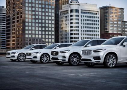 Начиная с 2019 года Volvo перестанет выпускать чисто бензиновые автомобили, все модели бренда будут гибридами или электромобилями