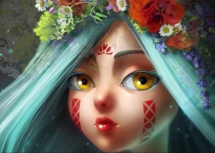 Перший тизер українського повнометражного анімаційного фільму «Мавка. Лісова пісня»