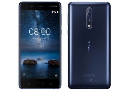 Это флагман Nokia 8 со сдвоенной камерой Zeiss. Эван Блэсс опубликовал официальное изображение смартфона