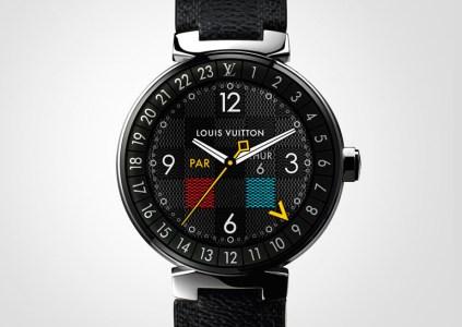 Louis Vuitton создала собственные умные часы на базе Android Wear стоимостью от $2450