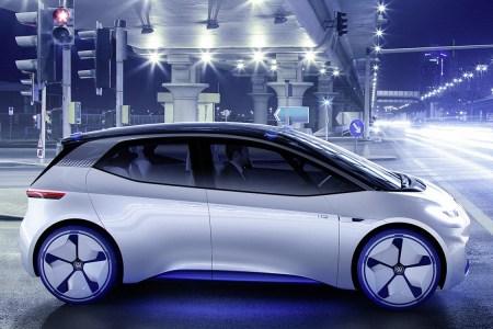 Volkswagen: «Наш электромобиль I.D. будет на $7-8 тыс. дешевле своего основного конкурента Tesla Model 3»