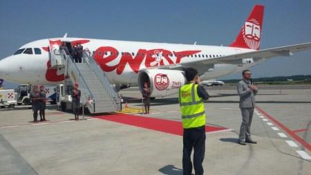 Уже с сентября итальянский лоукостер Ernest Airlines начнет летать из Львова в Милан, а затем добавит еще пять рейсов