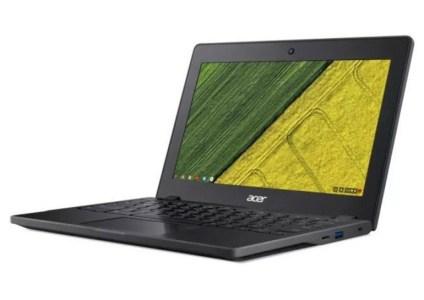 Acer анонсировала защищённый ноутбук Chromebook 11 C771 стоимостью $280