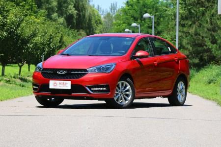 В Китае представили электромобиль Chery Arrizo 5e стоимостью $32 тыс. с запасом хода до 400 км