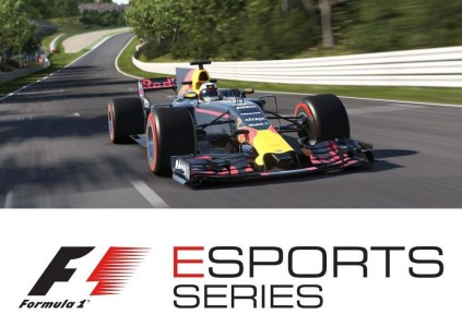 Формула 1 анонсировала киберспортивный чемпионат Formula 1 Esports Series на основе симулятора F1 2017 от Codemasters