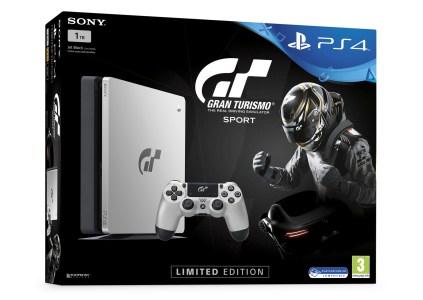 Лимитированная серия PlayStation 4, посвященная автосимулятору Gran Turismo Sport, поступит в продажу одновременно с релизом игры — 18 октября
