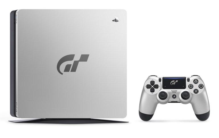 Лимитированная серия PlayStation 4, посвященная автосимулятору Gran Turismo Sport, поступит в продажу одновременно с релизом игры - 18 октября