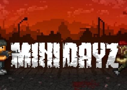 Mini DAYZ: каждый выживает как может