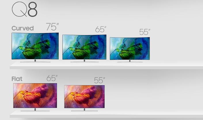 Samsung покажет на IFA 2017 свои новые телевизоры и передовые дисплейные технологии