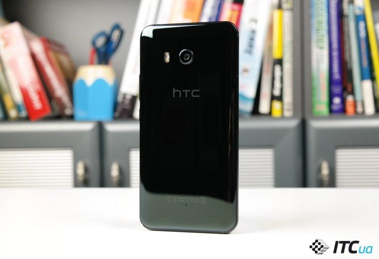Обзор смартфона HTC U11