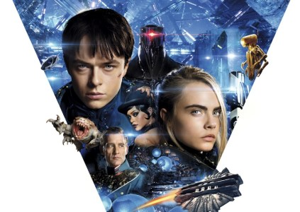 Valerian and the City of a Thousand Planets / «Валериан и город тысячи планет»