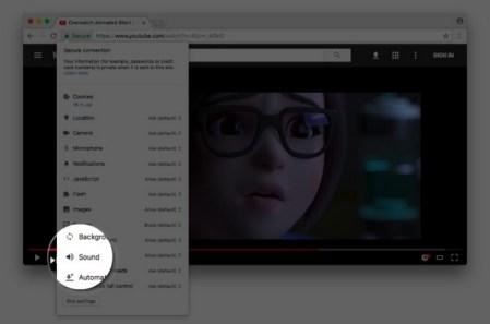 Google Chrome скоро позволит навечно глушить звуки на определенных сайтах