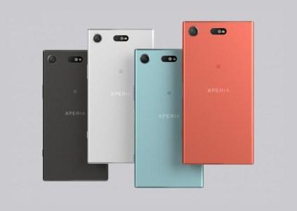 Sony привезла на IFA 2017 ряд новых смартфонов: Xperia XZ1, Xperia XZ1 Compact и Xperia XA1 Plus