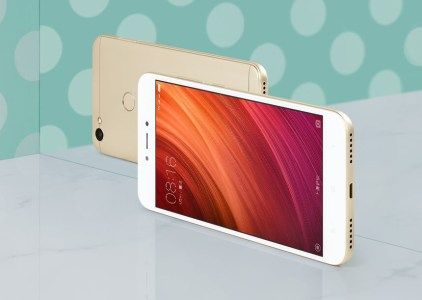 Cмартфон Xiaomi Redmi Note 5A представлен официально: 5,5-дюймовый HD-экран, Snapdragon 435, 16 Мп фронтальная камера и ценник от $105