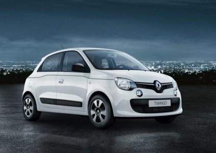 Renault готовит доступный электромобиль на базе хэтчбека Twingo