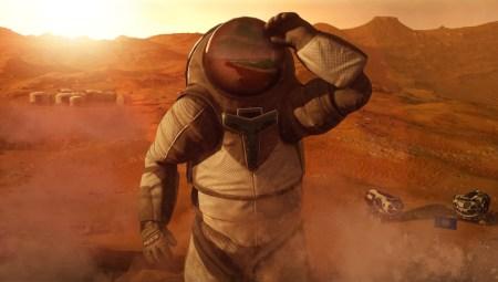 NASA выпустила VR-симулятор будущей марсианской экспедиции