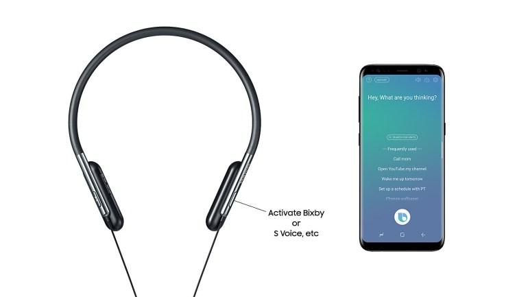 Samsung U Flex – гибкая Bluetooth-гарнитура с поддержкой виртуального ассистента Bixby и автономностью на уровне 10 часов