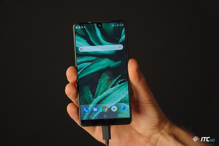 Обзор Essential Phone (PH-1): «эталонный» смартфон от создателя Android