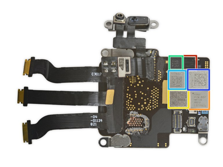 iFixit разобрали умные часы Apple Watch Series 3 с поддержкой LTE
