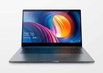 Анонсирован 15,6-дюймовый Xiaomi Mi Notebook Pro с процессорами Intel Core i7 8gen, графикой NVIDIA GeForce MX150 и батареей 60 Втч по цене от $860