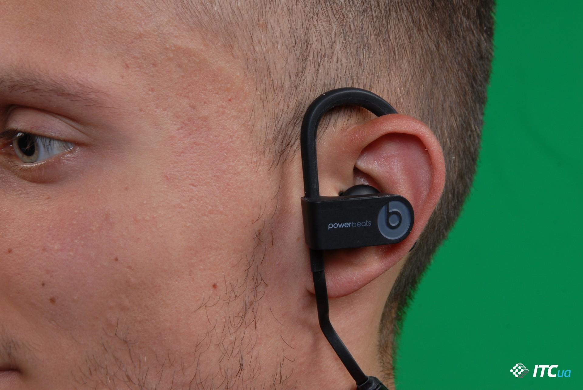 Powerbeats3 Wireless Black (ML8V2)