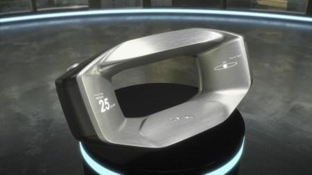 «Когда руль умнее водителя»: Jaguar придумал концепт съемного руля Sayer со встроенным искусственным интеллектом