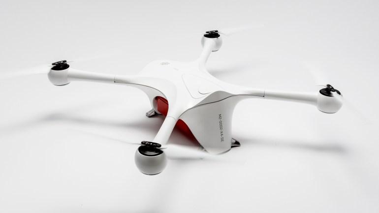 Американский стартап Matternet запускает в Швейцарии автономную систему доставки на основе дронов и автоматических станций