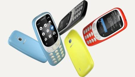 HMD представила новый вариант Nokia 3310 с поддержкой 3G, но значительно меньшей автономностью