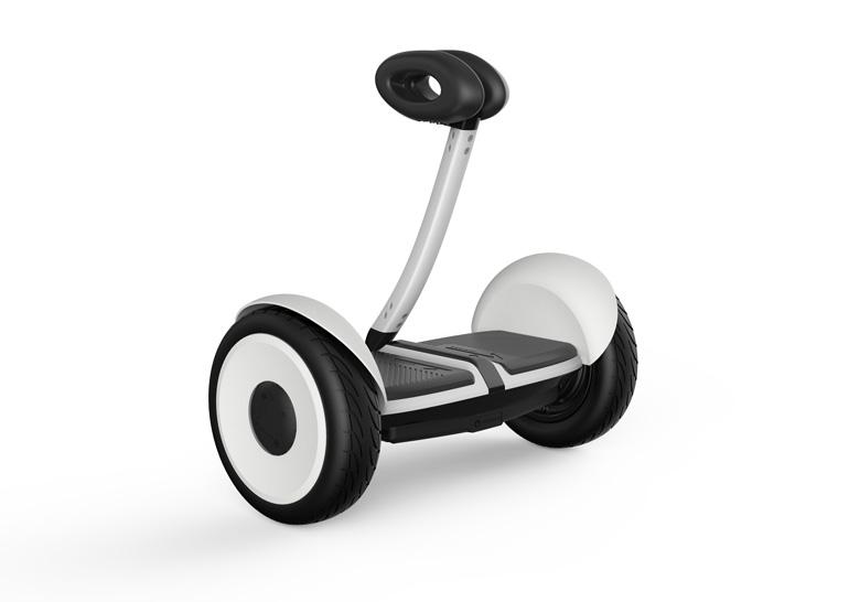 Segway представила новые гироскутеры miniLITE и miniPLUS по цене от 12 тыс. грн