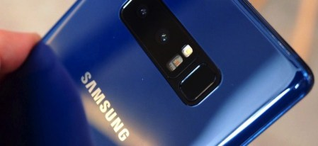 Samsung делает камеру для смартфонов, способную снимать видео с частотой 1000 к/с. Ее дебют ожидается в Galaxy S9