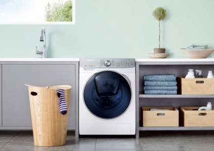 Samsung анонсировала «умную» стиральную машину WW8800M в рамках концепции «интернета вещей»