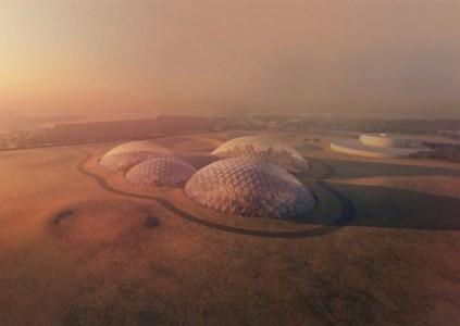 Дубай запускает масштабный проект по созданию имитации марсианского поселения