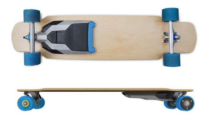 Mellow Drive – набор для электрификации скейтборда стоимостью €1700
