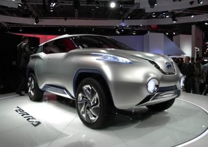 Nissan создал электрокроссовер «чуть больше Qashqai» на платформе нового Leaf, покажет его на Токийском автошоу в октябре и запустит в серию в 2019 году