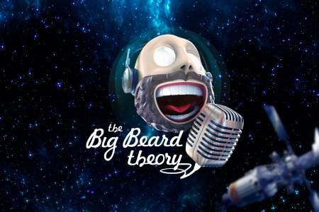 Подкаст The Big Beard Theory 135: Как формировались самые большие объекты Вселенной