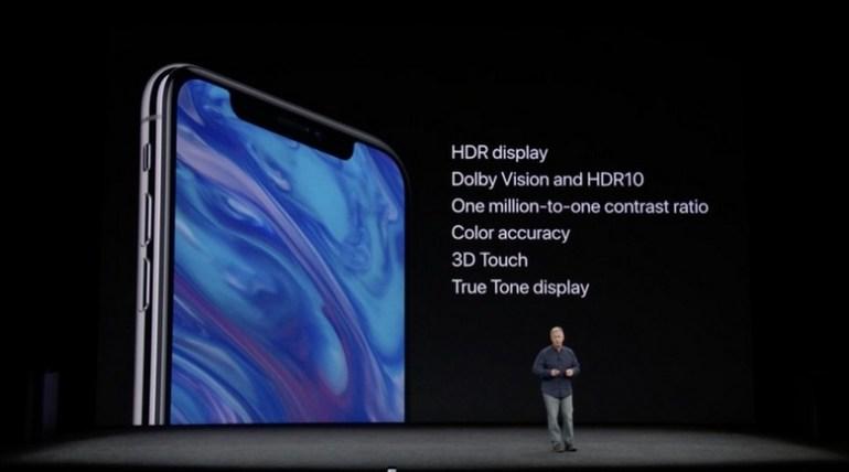 Apple представила новый iPhone X c 5,8-дюймовым дисплеем OLED, корпусом из стекла и системой Face ID