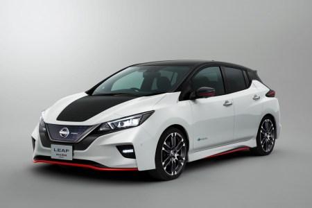 Nissan подтвердил дебют «горячей» версии электромобиля New LEAF Nismo Concept на Токийском автосалоне и рассказал о специальной версии LEAF «2.ZERO» для Европы