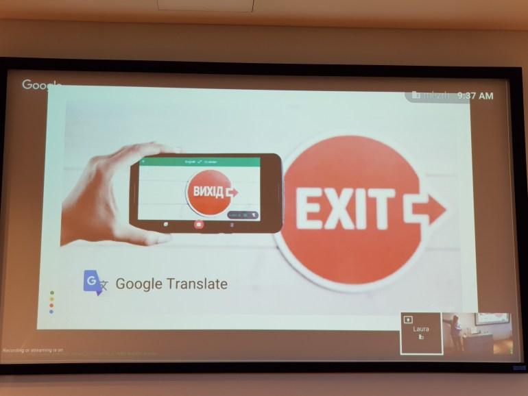 Машинное обучение в Google или как искусственный интеллект делает сервисы компании и жизнь людей лучше
