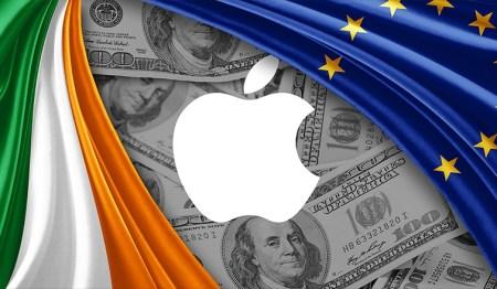 ЕС подаст в суд на Ирландию из-за налоговых преференций для Apple