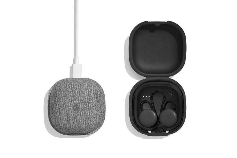 Google Pixel Buds - беспроводные наушники с сенсорным управлением, зарядным футляром и поддержкой Google Translate и Assistant стоимостью $159